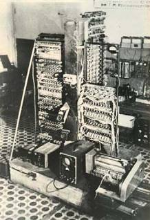 История создания отечественной ЭВМ первого поколения — М-